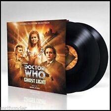 "Doctor Who 12"" VINYL double album original TV soundtrack Ghost Light NEW"