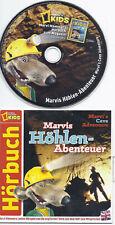 National Geographic Kids Cd (English & German language, Marvi Cave Adventure)