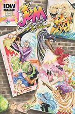 Jem and the Holograms #4 Sarah Richards Subscription Variant Comic Book IDW