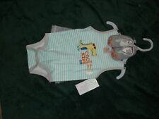NEW BABY  GEAR 3 pc.OUTFIT INFANT BOYS 3-6 M..ALLIGATOR+