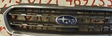 03 05 SUBARU LEGACY OUT BACK ESTATE FRONT GRILLE WITH BADGE REF EB920 #964