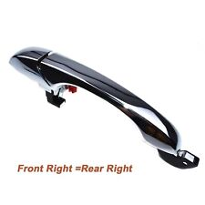 Front Rear Right RH Outer Door Handle Chrome For Chrysler 300 C Dodge Magnum New
