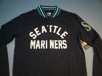 New Era Seattle Mariners Lineup BRAND NEW Track Jacket Zip Up NWT M L XL