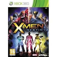 X-Men: Destiny (Microsoft Xbox 360) 2011 Original & Complete UK Brand New Case