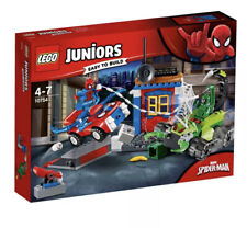LEGO 10754 Juniors Spider-Man vs. Scorpion Street Showdown Brand New Sealed