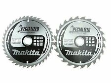 Makita B-49317 Pack of 2 Premium Circular Saw Blades B09173 and B09248