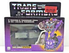 Astrotrotrain G1 IGA Plasticos, unused stickers, Transformer with Box [ATME1]