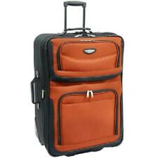 Amsterdam 25 In. Large Luggage Suitcase Expandable Rolling Upright Travel Bag