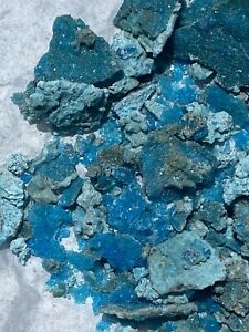 Concentrated  Copper Ore Washoe County Nevada