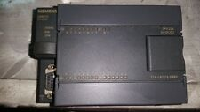 USED Siemens PLC CPU224 6ES7 214-1AD23-0XB0