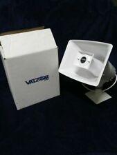 V-1036M Valcom 15-Watt High-Efficiency Paging Horn White
