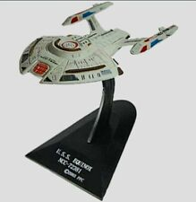2003 Furuta STAR TREK Vol.1,No.5 USS Equinox NCC-72381 (1/1625 Scale) — MOOB!