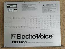 Electro-Voice EV DC-One Digital System Processor