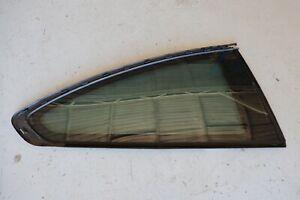 BMW M4 F82 2014 Rear Quarter Window Glass RHS 7292384 J163