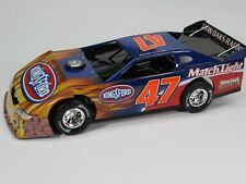 Marcos Ambrose #47 Match Light ADC  1;24 Prelude to the Dream Dirt Race Car