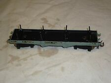 Hornby Dublo open railway wagon. all metal.