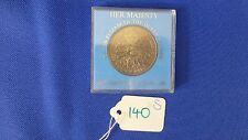 COINS BRITISH COMMEMORATIVE THE QUEEN MOTHER 80th BIRTHDAY AUGUST 4th 1980 UK