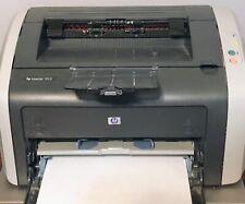 HP Laserjet 1012 Monochrome Laser Printer