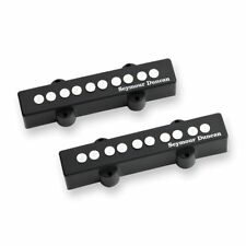 Seymour Duncan SJ5-3S Quarter Pound Jazz Bass 5-String Pickup Set