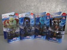 Disney Infinity 2.0 - 4 Figuren Guardians of the Galaxy - Neu & OVP