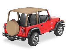 1992-1995 Jeep Wrangler Extended Bikini Top aka Safari Bimini Top Spice
