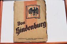 23745 Saarlouiser Zigaretten Fabrik Album von Hindenburg vollständig 150 Fotos