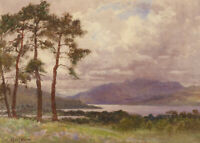 Cyril Ward RCA (1863-1935) - Signed Early 20th Century Watercolour, Windermere