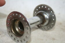Vintage Bicycle Chromed 36 Spoke Hole Wheel Hub