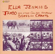 Ella Jenkins - Jambo [New CD]
