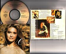 OLIVIA NEWTON JOHN Back To Basics The Essential 1971-92 JAPAN CD Best of PHCA122