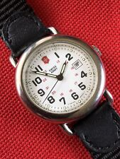 Vintage Swiss Army Cavalry Field Watch, Ladies, Runs 100%. Never Worn, Must See.