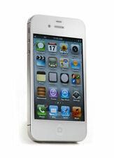 Apple iPhone 4S 16GB Weiß Ohne Simlock Smartphone Akzeptabler Zustand Händler