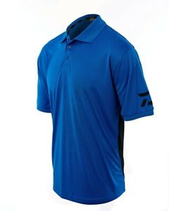 NEW 2021 Daiwa DVEC Polo Shirt *Full Range* NEW Coarse Fishing Polo Shirt