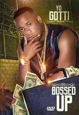 YO GOTTI (DVD)- 'BOSSED UP' ... DVD...MUSIC VIDEOS.. 2017... HOT!!