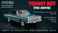 Greenlight Plymouth Belvedere GTX 1967 Tommy Boy The Movie 1/18 Limited Edition