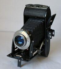 Ca.1949 Voigtlander Bessa 6x9 Folding Camera with Vaskar 105mm f4.5 Lens Germany