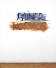 Fachbuch Arnulf Rainer, Rainer Kosmos, tolles Buch mit vielen Bildern, NEU, OVP