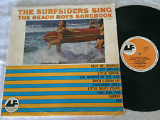THE SURFSIDERS SING THE BEACH BOYS SONGBOOK RARE ORIGINAL 1967 OZ PRESS LP