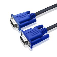 Câble Video VGA  mâle-mâle Moniteur, PC Écran, TFT  longueur 1,50 m