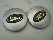 Land Rover Discovery Wheel centre caps (1998-2002)
