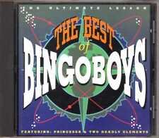 Bingoboys - The Best Of Bingoboys - CDA - 1991 - Eurohouse How To Dance