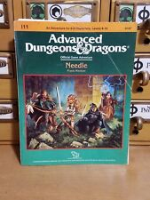 Advance Dungeons & Dragons Needle 9187