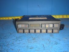 1991 C4 CORVETTE C68 AUTOMATIC CLIMATE CONTROL HVAC CONTROL HEAD 16150511