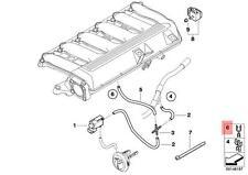 Genuine BMW E60 E61 Sedan Wagon Radiator Cooling Hose Clamp OEM 61138350839