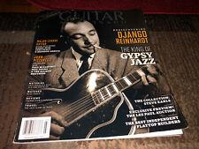 Guitar Aficionado(July 2012)Django Reinhardt:King Of Gypsy Jazz(cover)Pizzarelli