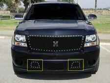 T-REX X-Metal Series Bumper Grilles 2 Piece 07-14 Chevrolet Truck SUV 6720511