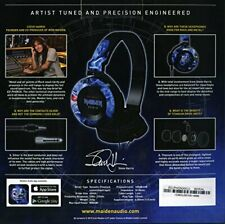 IRON MAIDEN Steve Harris HeadPhone ONKYO Original ED PH0N3S from Japan*