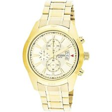Citizen Men's AN3542-53P Gold Stainless-Steel Japanese Quartz Dress Watch