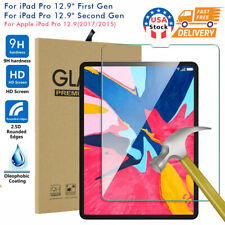 """Tempered Glass Screen Protector For iPad Pro 12.9"""" (2015 & 2017 Models)"""