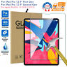 "Tempered Glass Screen Protector For iPad Pro 12.9"" (2015 & 2017 Models)"